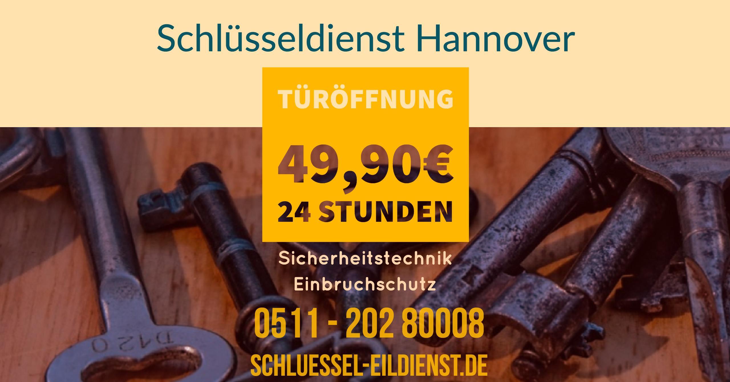Schluesseldienst Verzeichnis Hannover